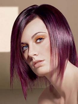 coiffure femme coloration