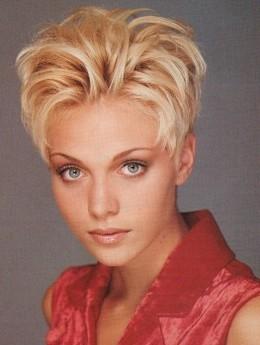 coiffure femme elegant